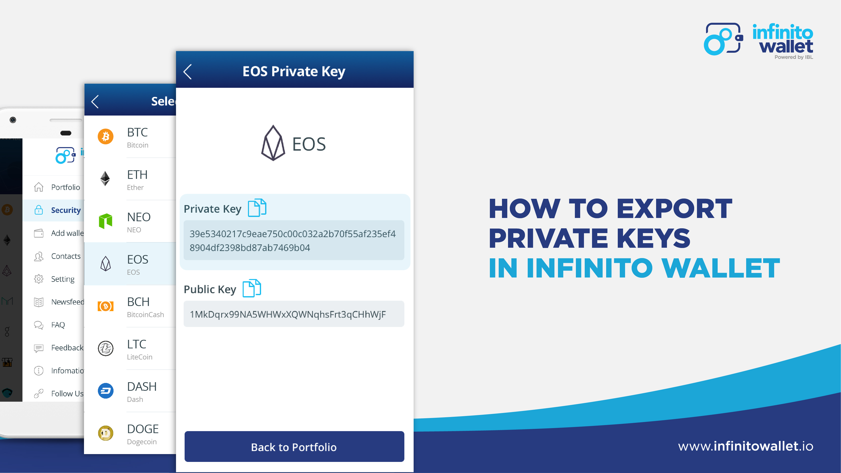 The Wait Is Over - You Can Now View and Export Your Private Keys